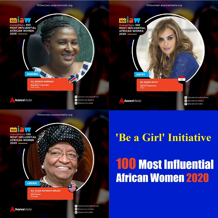 100 Most Influential African Women 2020