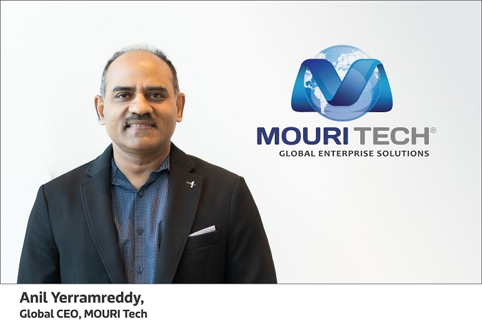 Anil Yerramreddy, Global CEO, MOURI Tech