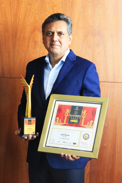 Mr. Anish Bafna, CEO and MD, Healthium Group