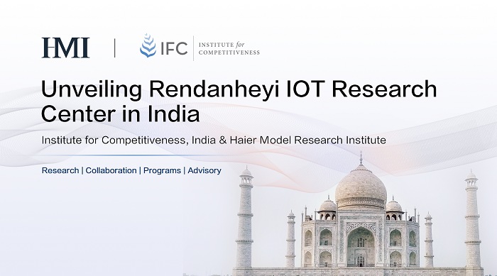 Launch of Research Center on Internet of Things (IoT)