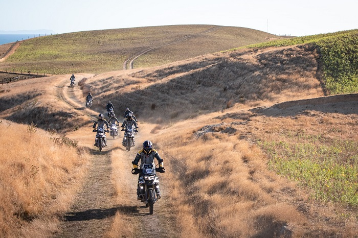 BMW Motorrad International GS Trophy 2020 Oceania. Day 3. Heading south, sweeping through the Rimutakas