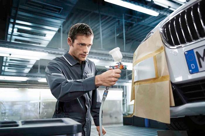 BMW Smart Repairs