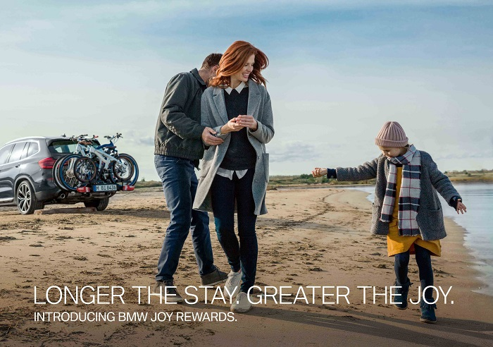 BMW Joy Rewards
