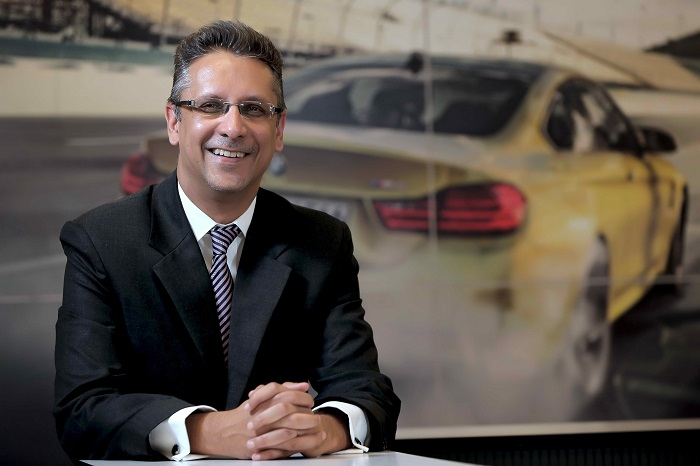 Mr. Vikram Pawah, President BMW Group India