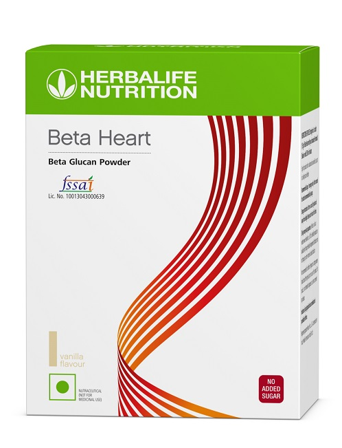 Beta Heart from Herbalife Nutrition for better cardiovascular health