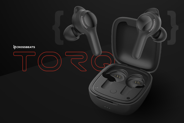 Crossbeats presents Torq. Beast of a true wireless audio experience, crafted for a young India