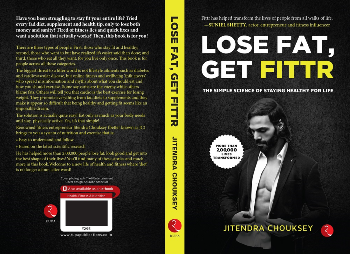 Lose Fat, Get Fittr: The Simple Science of Staying Healthy for Life