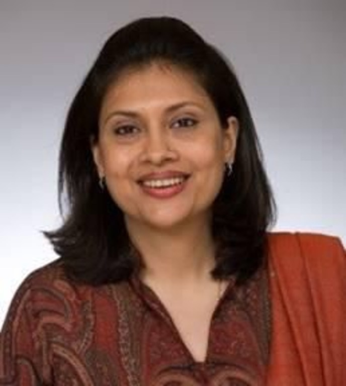 Devyani Rajya Laxmi Rana - Vice President Public Affairs, Communications and Sustainability for India and Southwest Asia