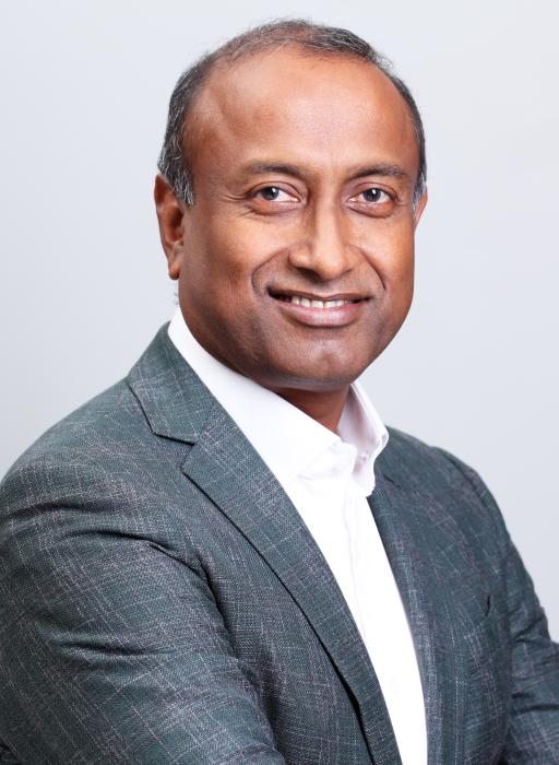 Rajesh Nambiar, Chairman and Managing Director, Cognizant India