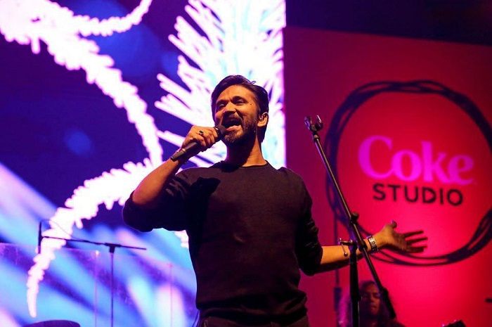 Amit Trivedi enthralls over 40,000 students of LPU with the melodies of Coke Studio