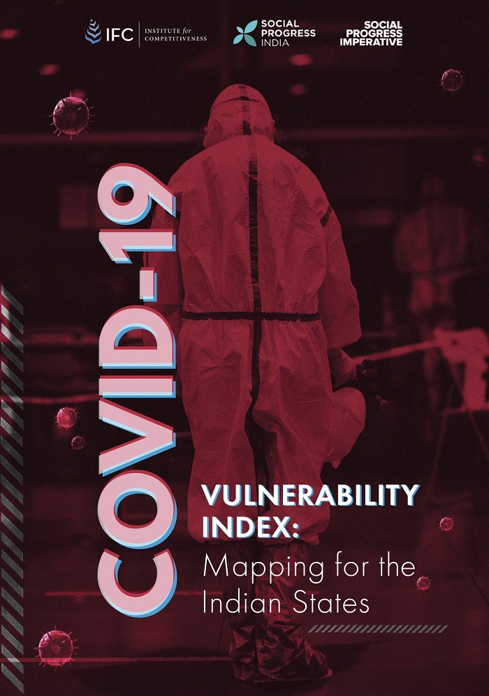 Covid 19: Vulnerability Index- Mapping for the Indian States