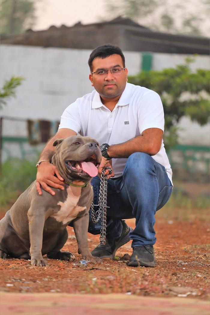 Dhaval Bhatt - Founder, Posh Pets