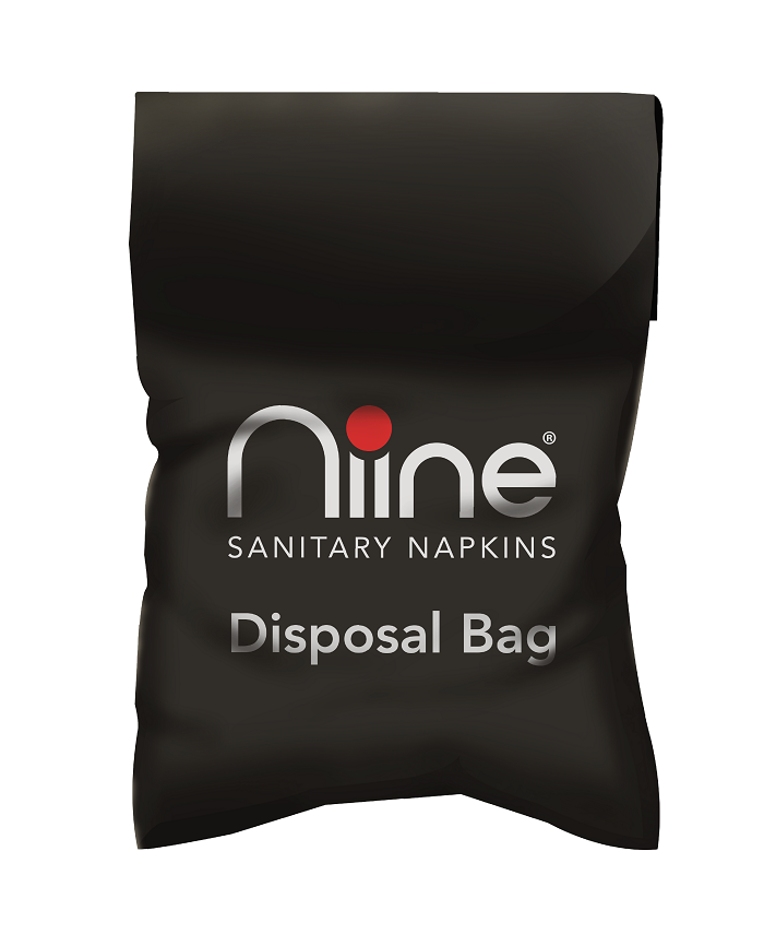 We welcome this move by the Union Minister of Environment, Forest and Climate Change. Niine has addressed this issue since its launch in May 2018 and provides free bio-degradable disposal bags with its napkins.