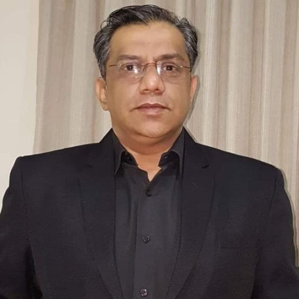 Dr. Sachin Bhavsar, Founder - IPHM Services