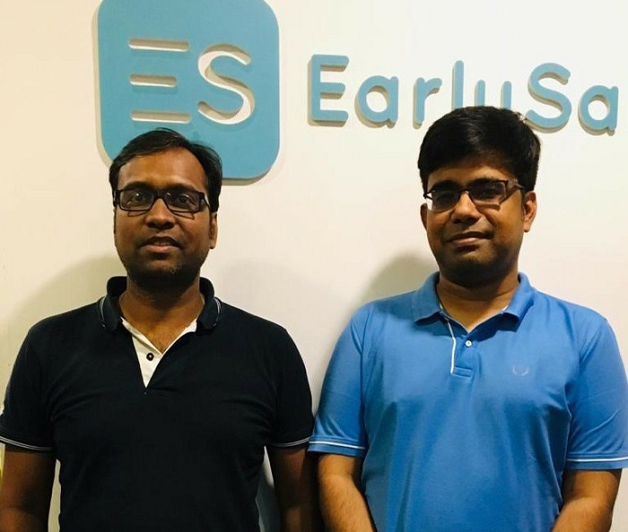 From Left to Right, Anil Sinha – Head of Engineering & Sandeep Raghunath – Head of HR