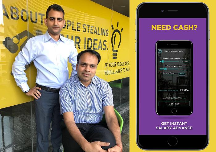 Akshay Mehrotra & Ashish Goyal – The Cofounders of EarlySalary