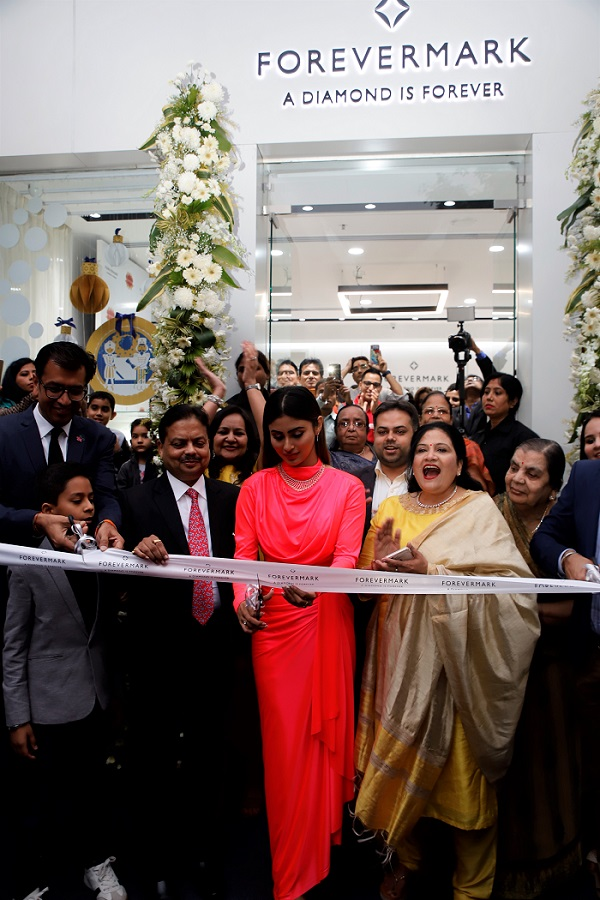 The launch of Forevermark's New Boutique Store in Kolkata