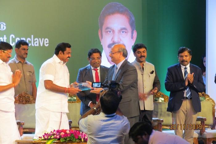 Aroop Zutshi, Global President & Managing Partner, Frost & Sullivan, presented the