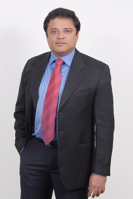 G V Kumar - Founder, CEO & Managing Director - Megasoft Limited