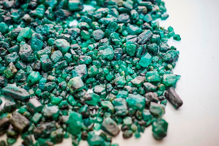 Gemfields Emeralds