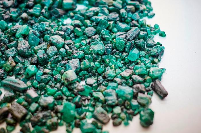 Gemfields Emeralds