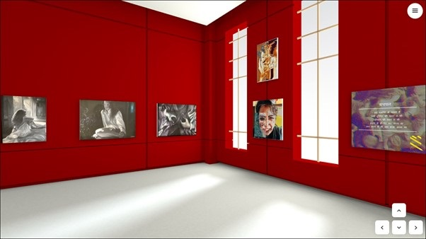 Grand Virtual Art for Freedom Gallery