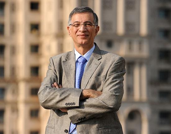 Dr. Niranjan Hiranandani - Hiranandani Group