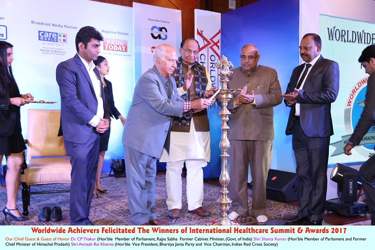 Worldwide Achievers International Healthcare Summit & Awards 2017