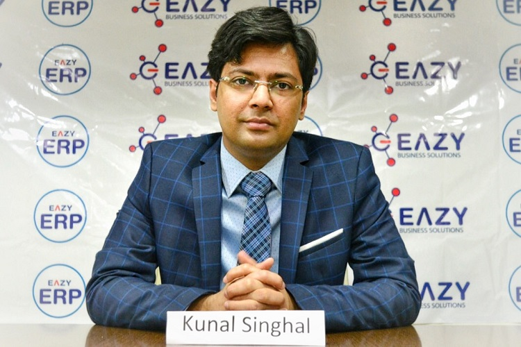 Kunal Singhal, MD, Eazy Business Solutions