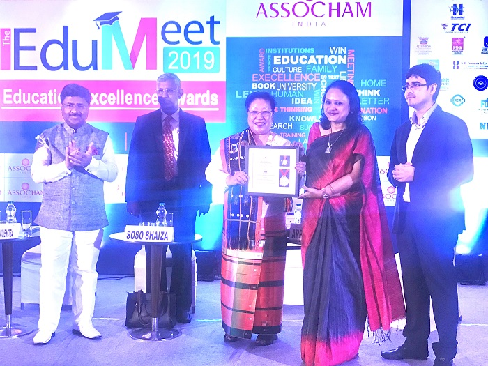 NIIT Bags ASSOCHAM Education Excellence Awards 2019
