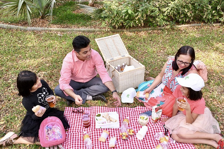Rediscovering the lost art of family picnics at Semmozhi Poonga Park organized by Holiday Inn Chennai OMR IT Expressway