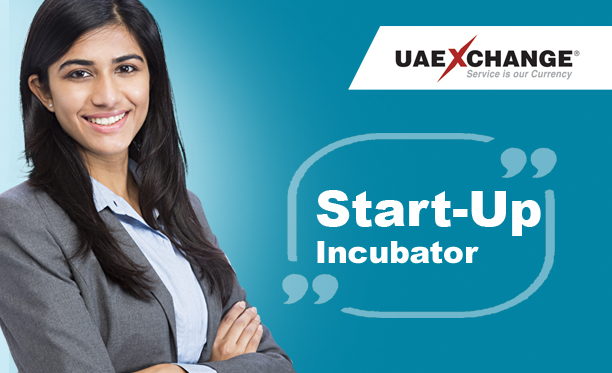 "<b>UAE Exchange invites creative minds to be entrepreneurs</b>""></td> </tr> <tr> <td width="