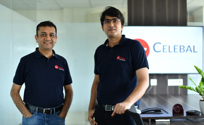 Anupam Gupta, Co-founder and Head of US Operations and Anirudh Kala, Co-founder, Director and Chief Data Scientist, Celebal Technologies.