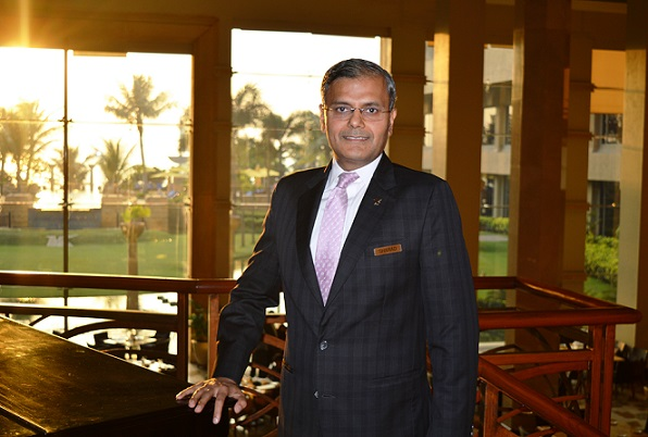 Sharad Puri, General Manager, JW Marriott Mumbai Juhu