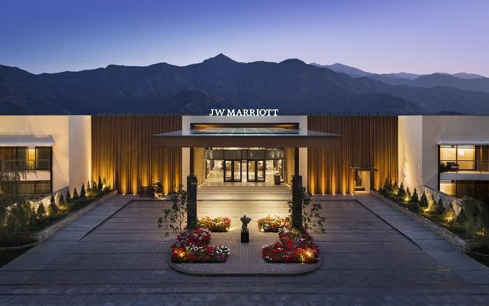 JW Mussoorie Resort