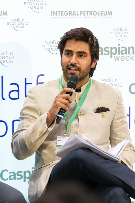 Lawyer, Professor and Environmentalist Pankaj Choudhary