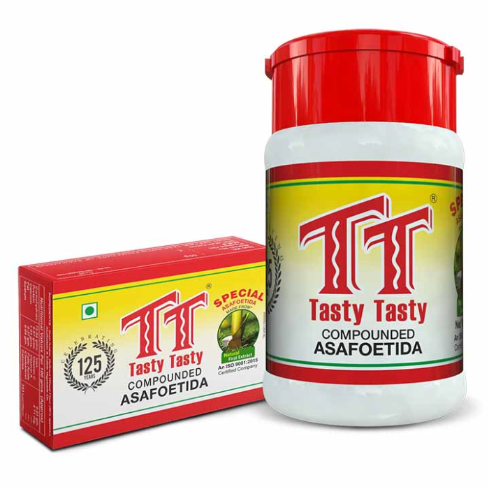 Tasty Tasty TT asafoetida
