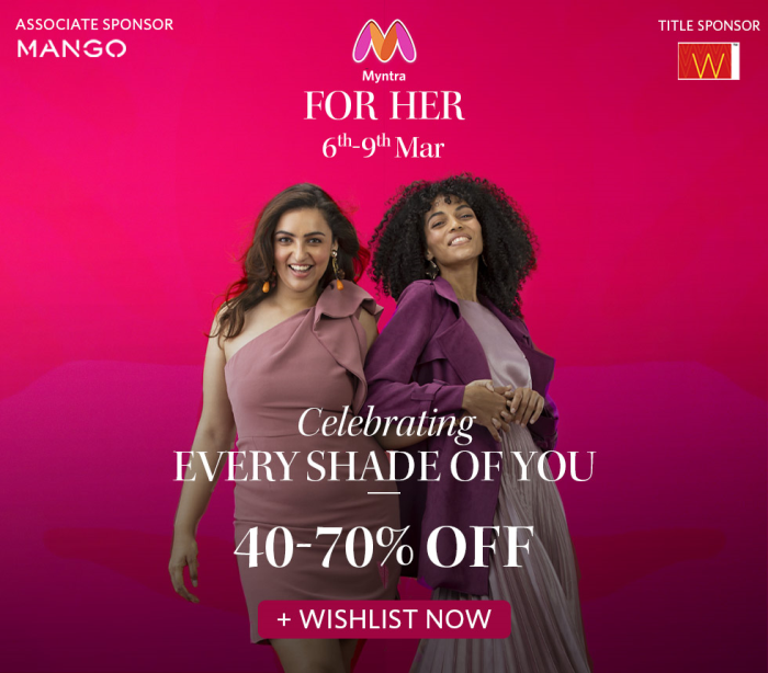 Myntra for Her