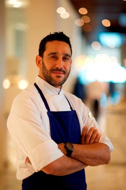 <b>Chef Mohanad Alshamali</b>