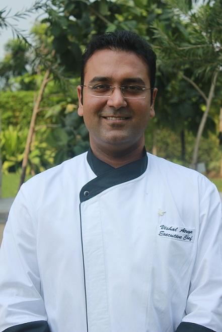 <b>Chef Vishal Atreya Executive Chef, JW Marriott Mumbai Juhu</b>&#8220;></td> </tr> <tr> <td width=