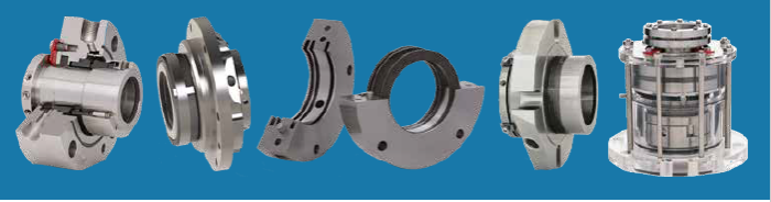 API Certified Mechanical Seals from Sealmatic