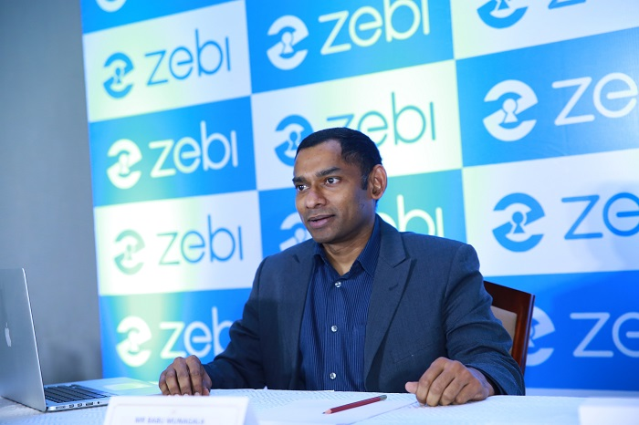 Babu Munagala, Founder, MD & CEO, Zebi India Pvt. Ltd