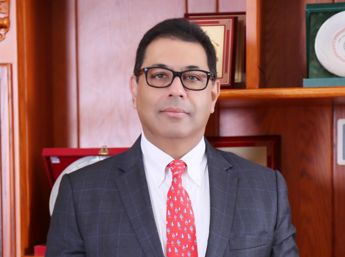 Mr. Joey Ghose, Group CEO, Raysut Cement Company