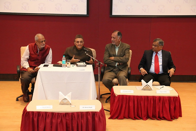 NU hosts the 9th Annual Lecture at the university campus, Neemrana