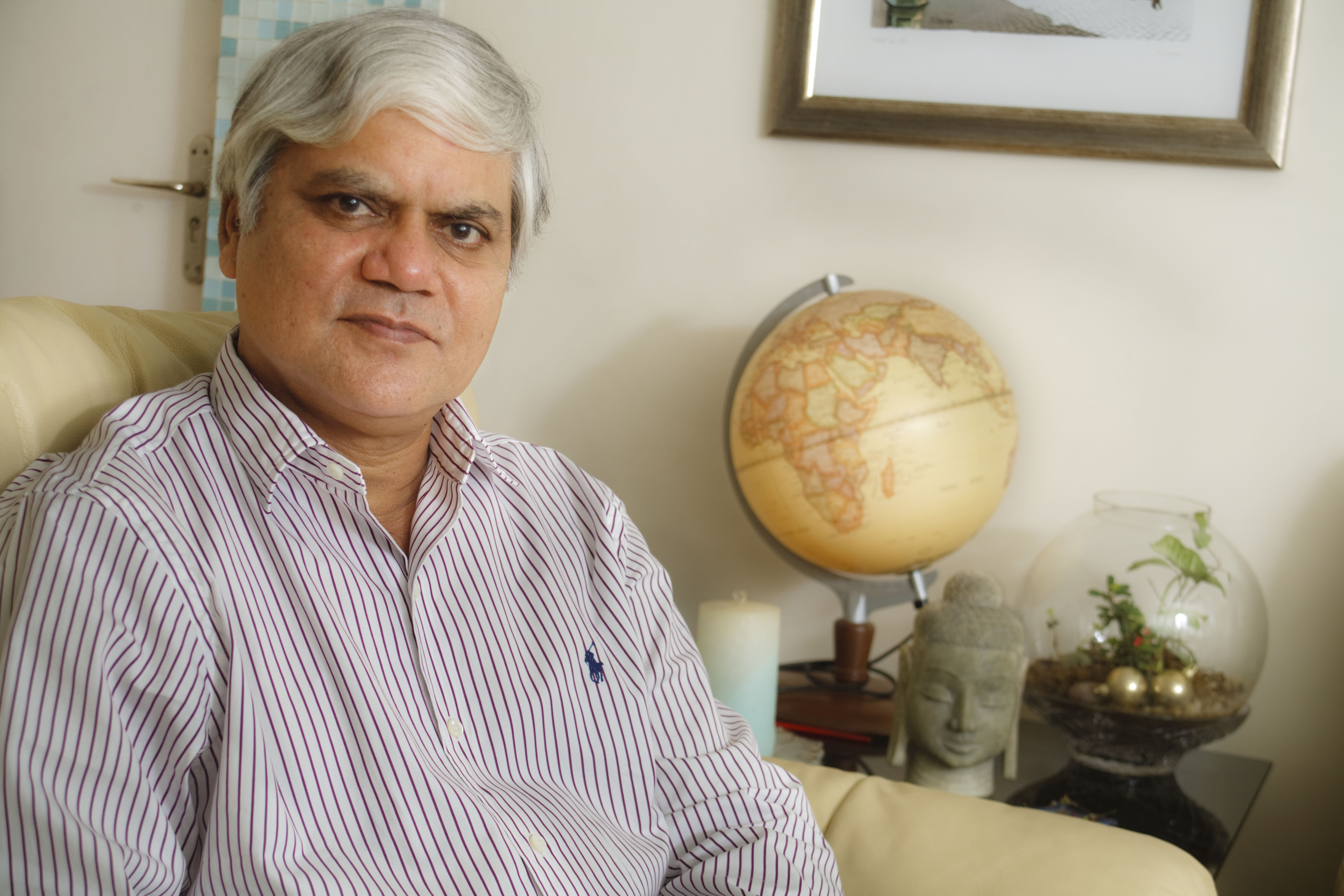 Narendra Taneja, National Convener, Energy Cell, BJP