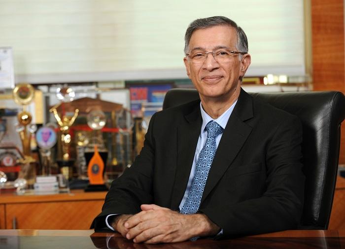 Niranjan Hiranandani - Founder & MD Hiranandani Group & NAREDCO National President