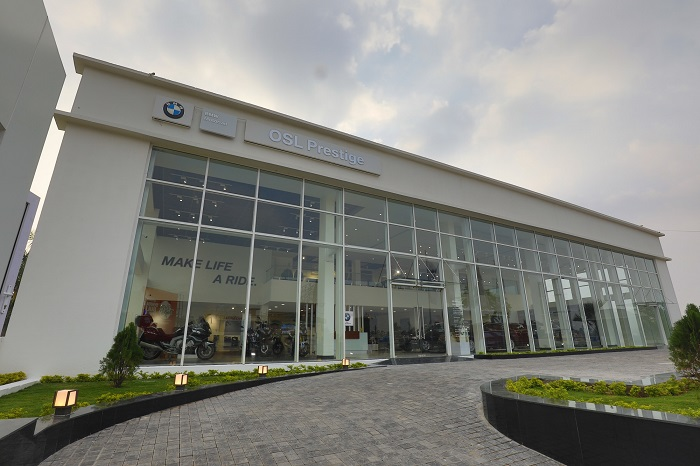OSL Prestige BMW Facility NEXT