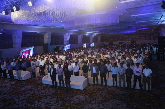 1200 Channel Partners gather for Omkar Channel Partner Meet for SIGNET by Omkar in Mumbai