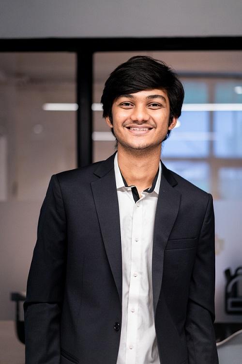 Pranav Panpalia, Founder, OpraahFx