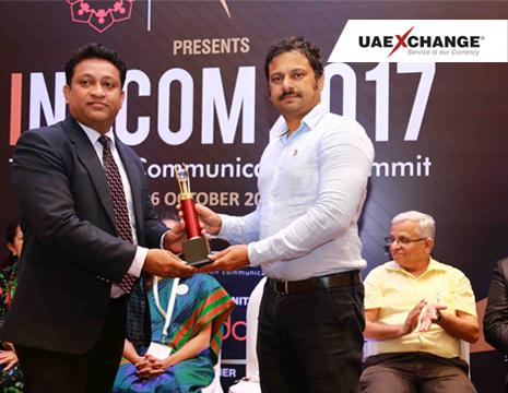 Award received by Mr. Satish Chawla